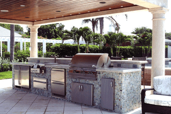 Outdoor Kitchen South Florida South East Spas
