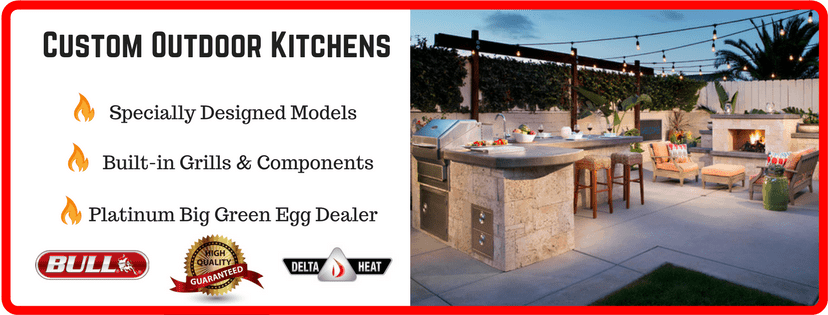 Outdoor Kitchens in Florida