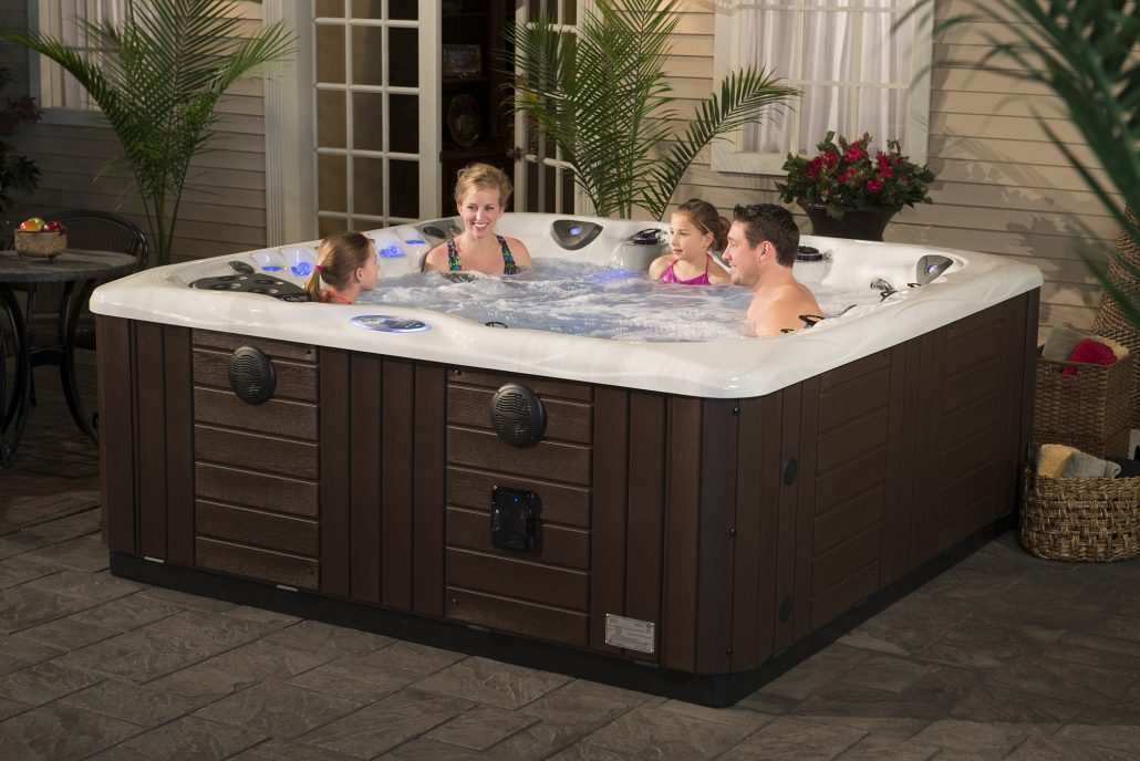 Hot Tub Maintenance: Get the Family Involved - South East Spas