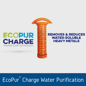 EcoPur® Charge Water Purification