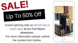 Our 50% off sale